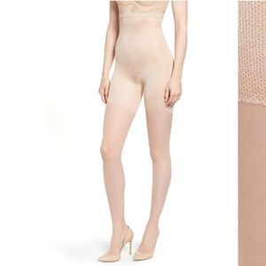 Spanx Firm Believer High-Waisted Shaping Sheers
